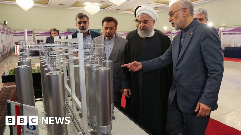 Iran nuclear deal: Tehran to develop speedier centrifuges