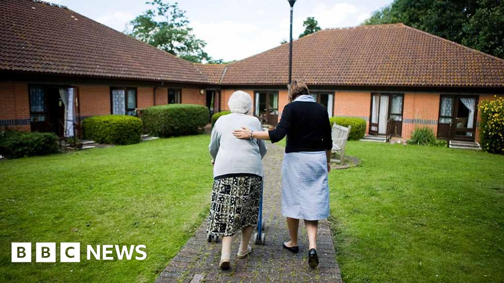 Coronavirus: Visits to care homes in Scotland to resume in July thumbnail