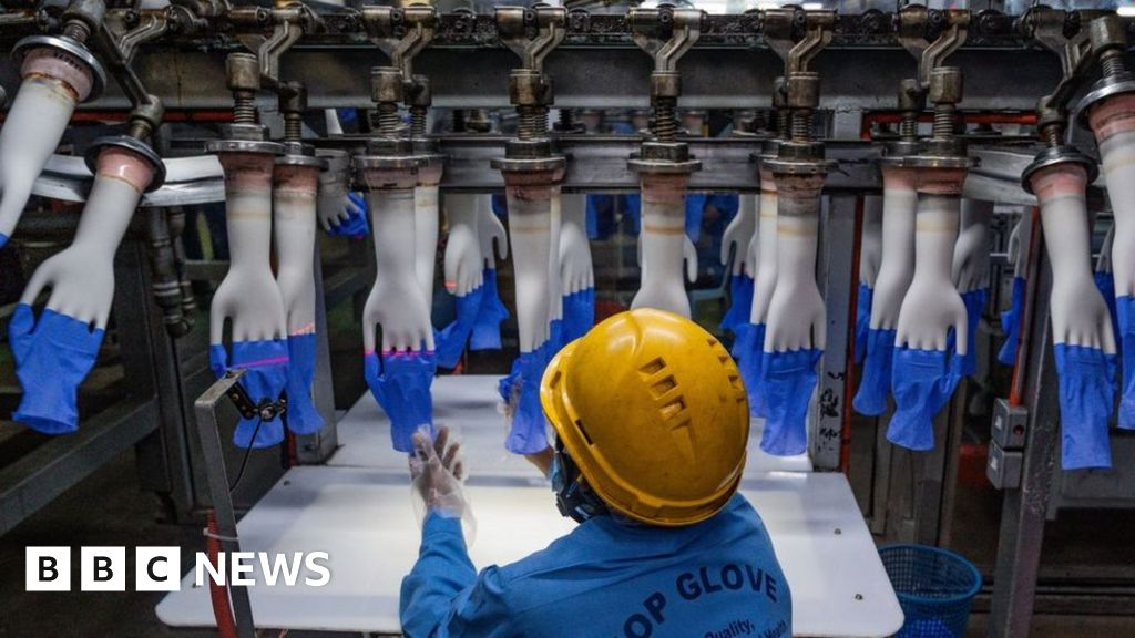 US to seize Top Glove products over labour abuses