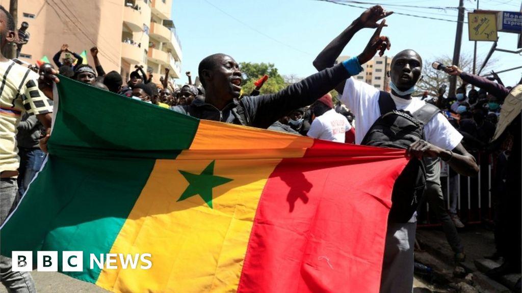 Senegal protests: Ousmane Sonko released on bail
