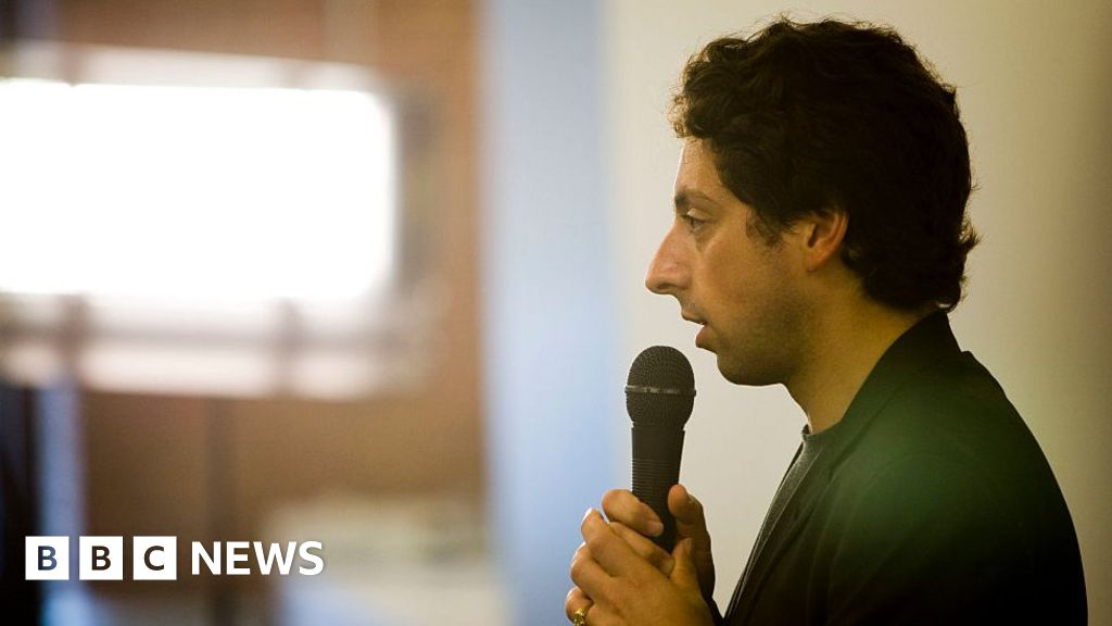 Sergey Brin: Google co-founder sets up family firm in Singapore