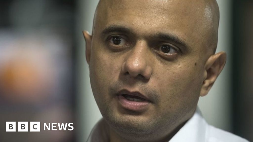 Javid accuses EU on plans for UK expats