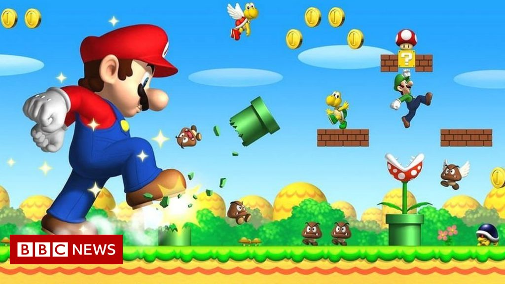 Rare Super Mario becomes highest-selling video game