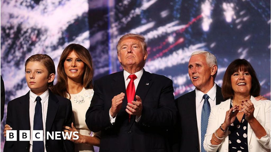 What's happening at the Republican National Convention?