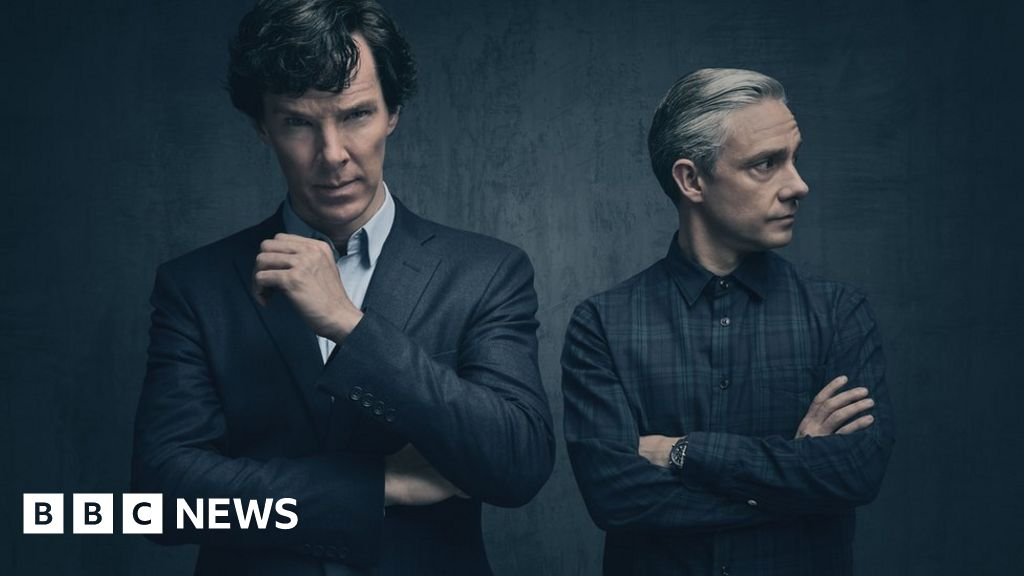 10f1fe904e Sherlock finale ratings hit all-time low - BBC News