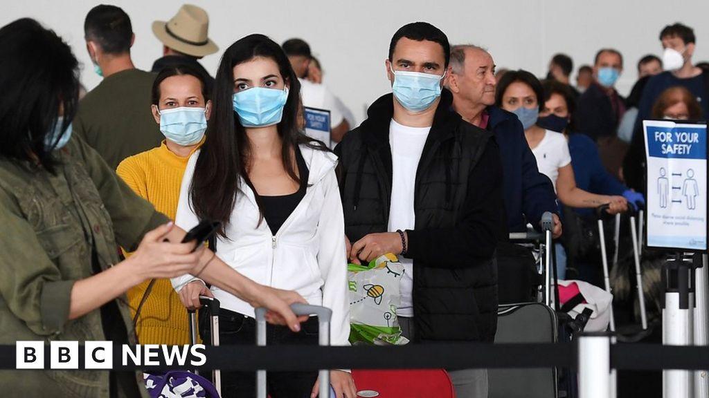 Coronavirus: le regole di quarantena terminano per decine di destinazioni