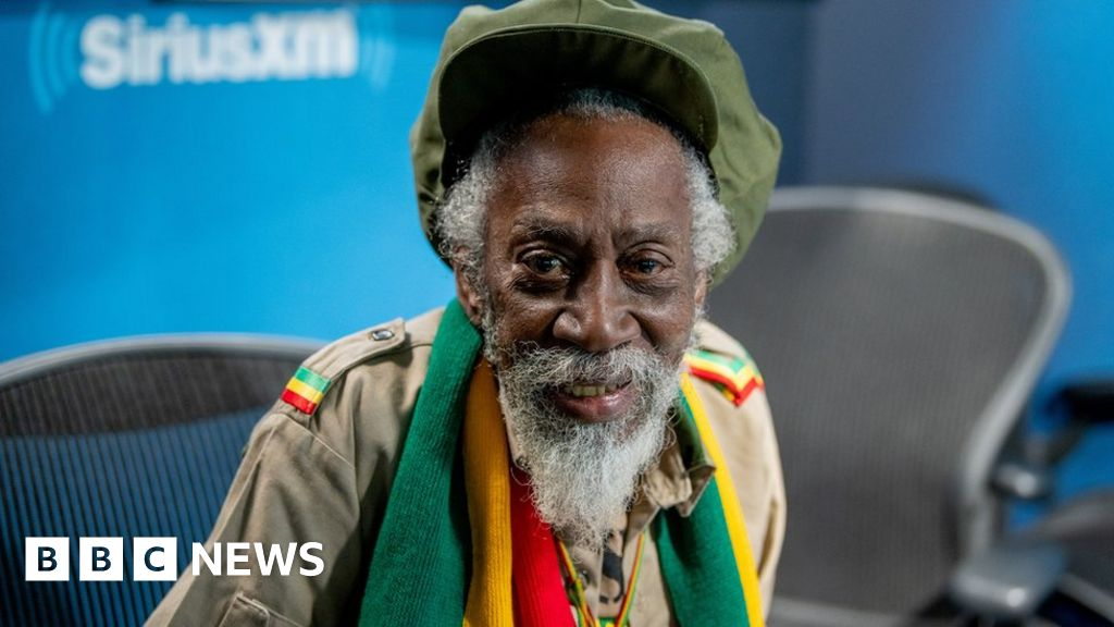 Bunny Wailer: Reggae legend who found fame with Bob Marley dies, aged 73