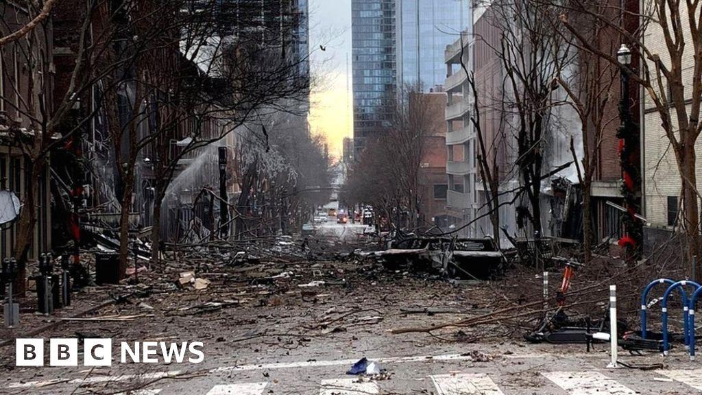 Nashville explosion: Camper van blast suspect named by police