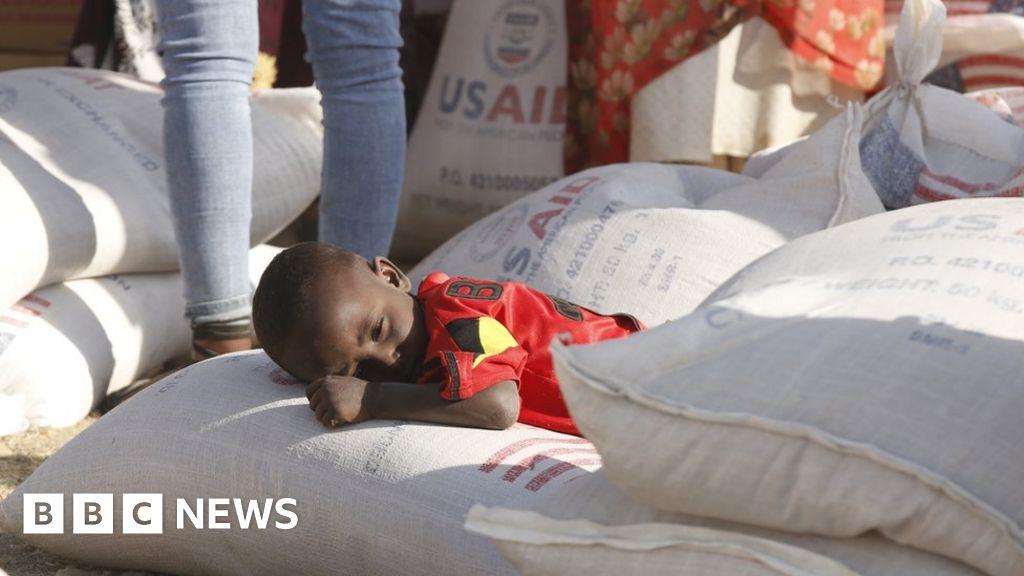 Ethiopia's Tigray crisis: UN aid chief says there is famine – BBC News