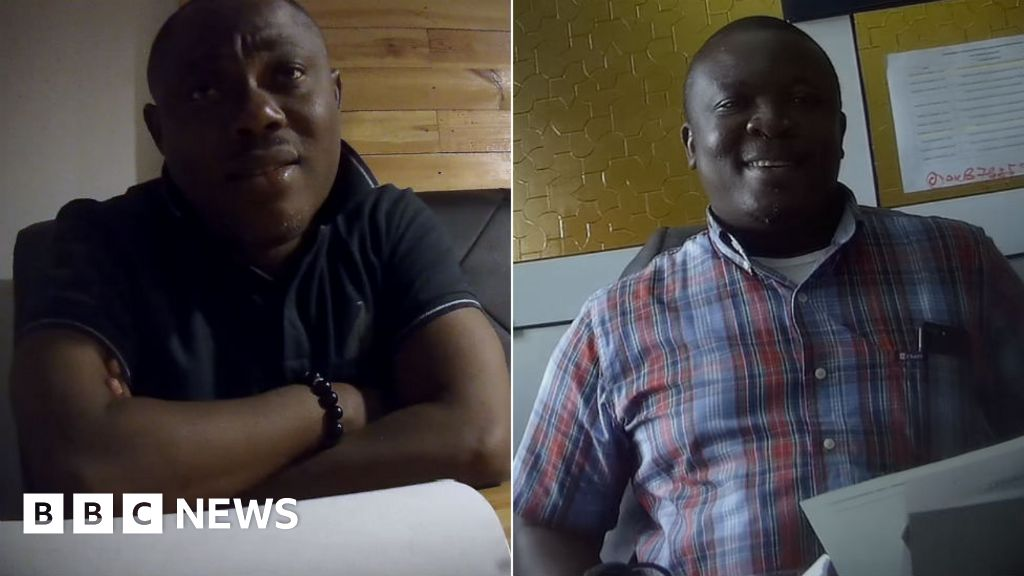 Two Ghanaian lecturers suspended after BBC Africa Eye 'Sex For Grades' film