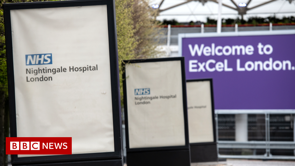 ExCel U-turns on charging NHS for hospital site