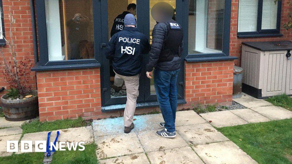 South Tyneside men arrested as drugs gang 'dismantled'