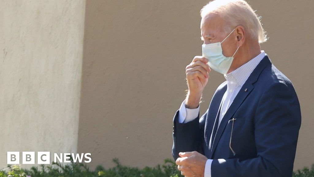 US election: Joe Biden pushes forward with plans for office
