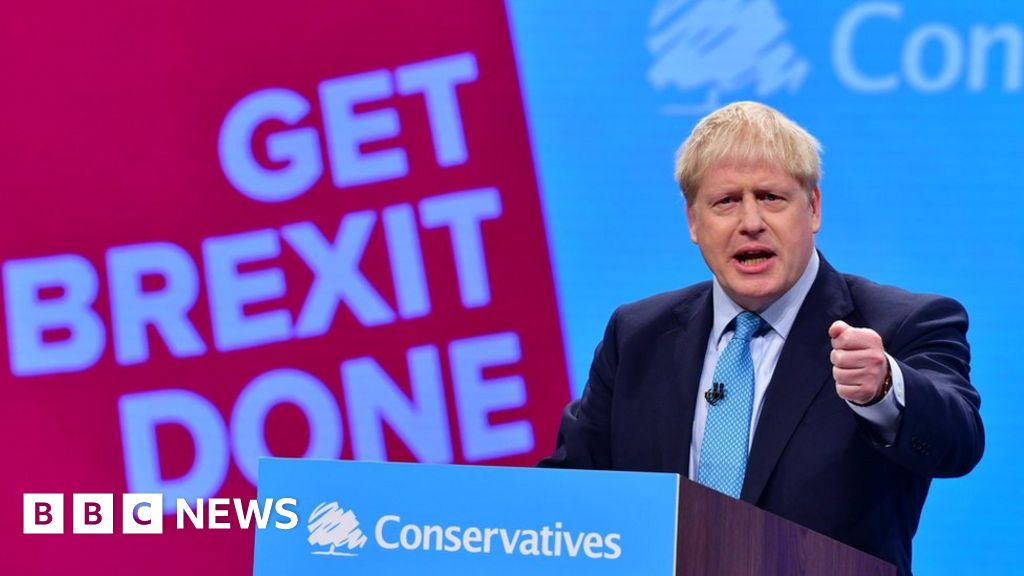 General Election 2019: What does  Get Brexit done,  mean?