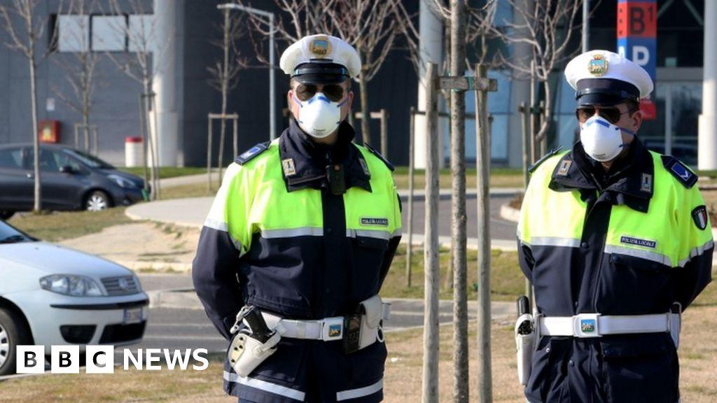Italy imposes lockdown in coronavirus hotspots