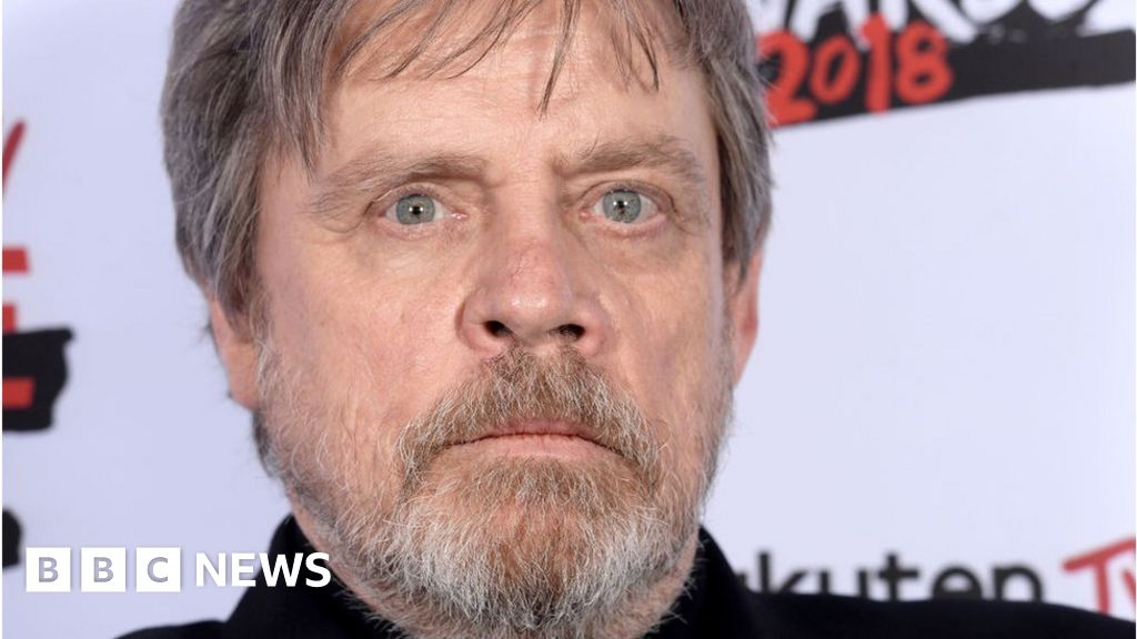 Mark Hamill questions lightsaber sale