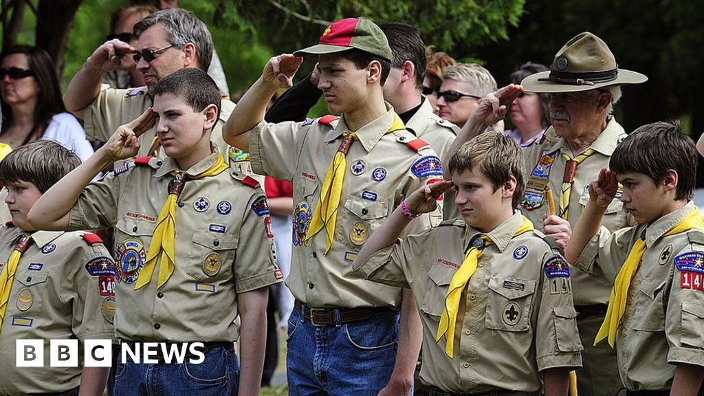 Boy Scouts: A wholesome US institution poisoned by predators thumbnail