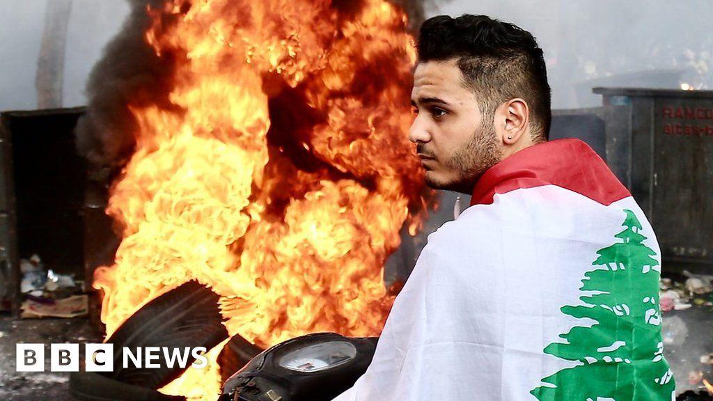 Lebanon's descent into darkness