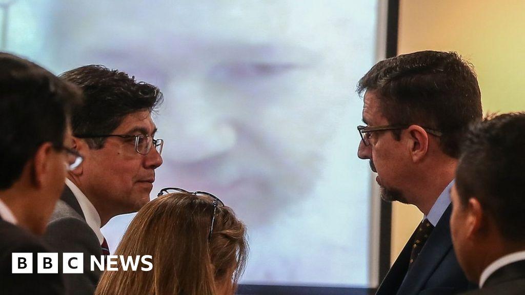 Ecuador court throws out Assange lawsuit