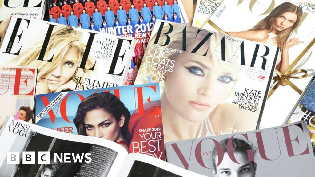 Magazines: How print is surviving the digital age - BBC News