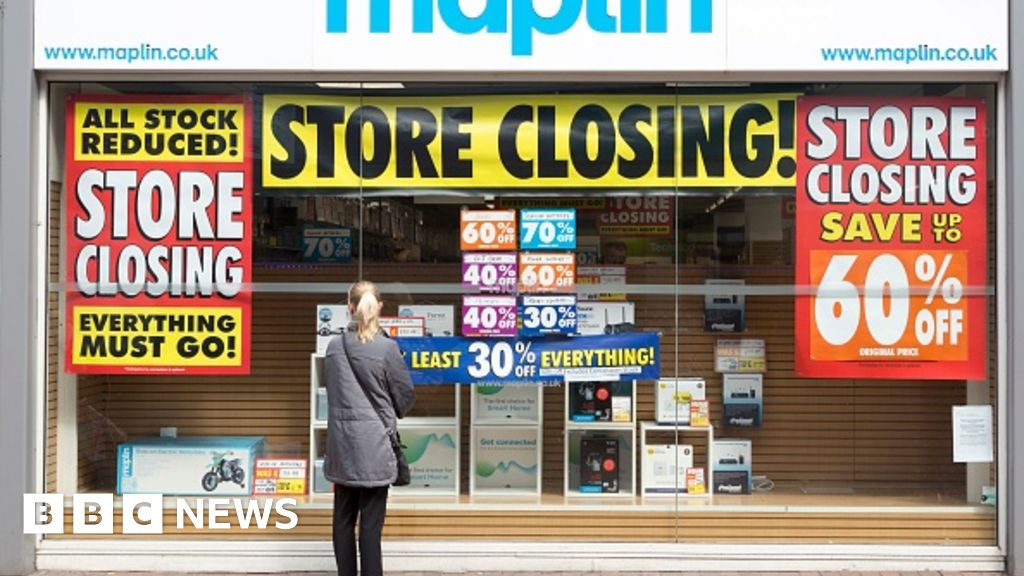 What went wrong on the High Street in 2018?