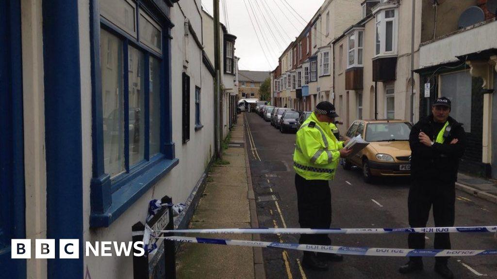 Weymouth Flat Death Abdal Rahman Al Rabia Stabbed In Chest