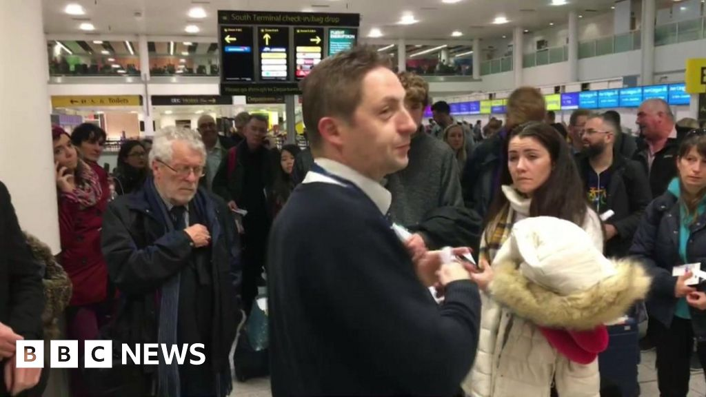 Gatwick Airport: Drone Sightings Trigger Disruption