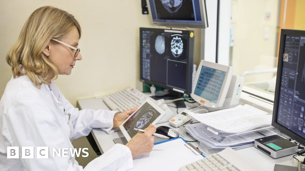 Radiologist Shortage Affecting Cancer Care In The Uk Bbc News