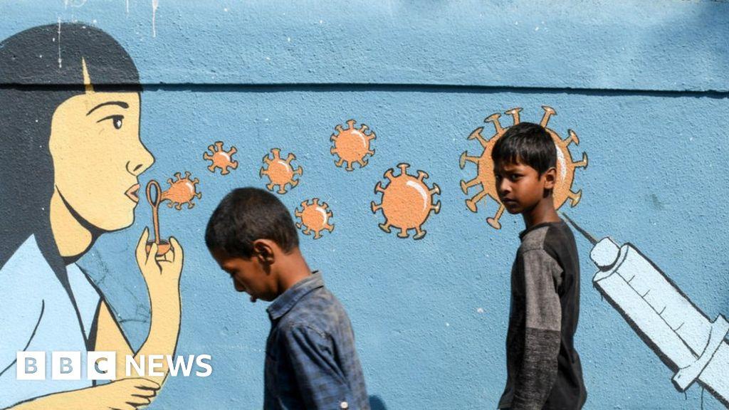 Covid-19 disruptions killed 228,000 children in South Asia, says UN report - BBC News