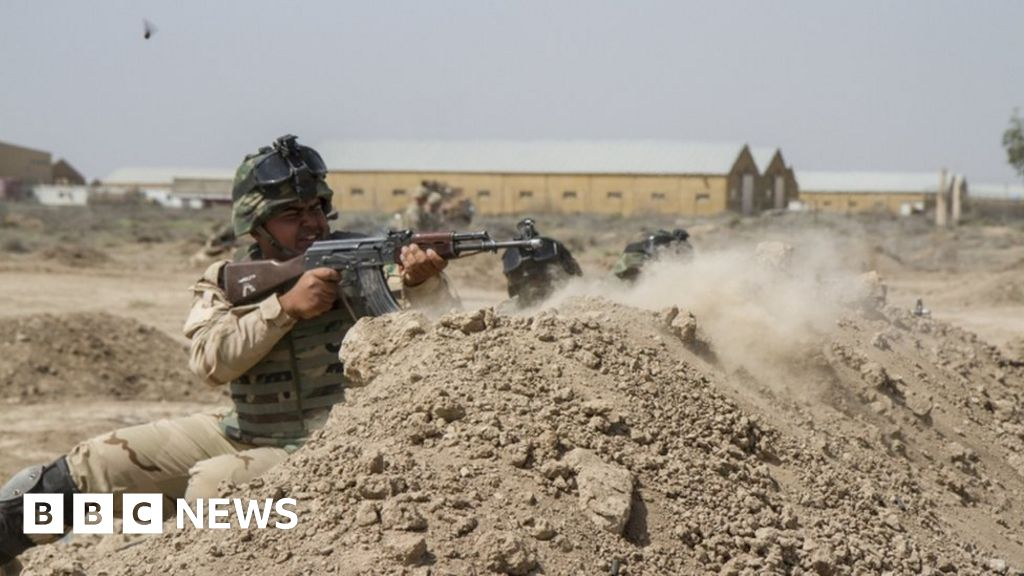 'Rocket attack' on US-UK base in Iraq thumbnail