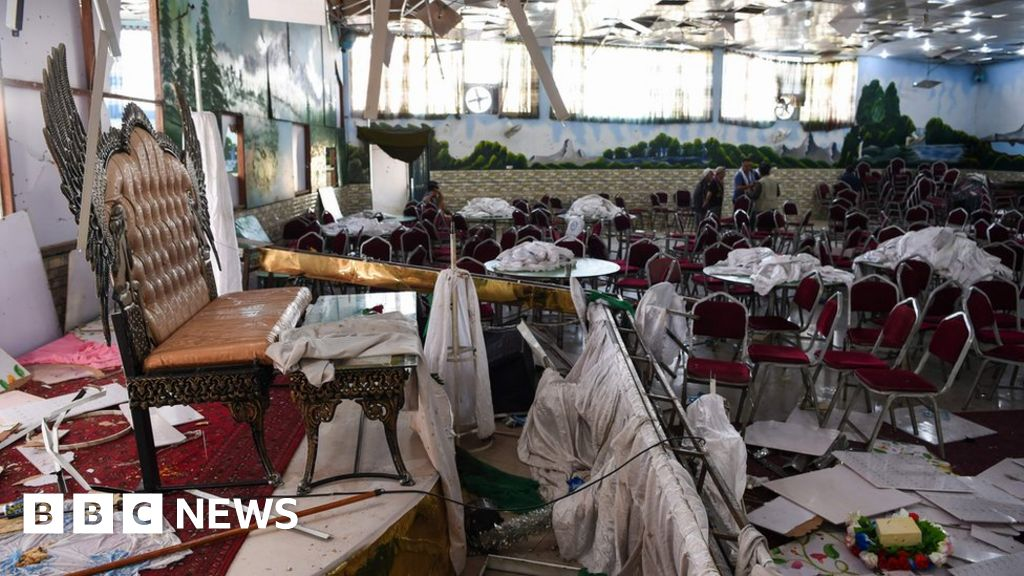 Afghanistan: Bomb rips through wedding in Kabul