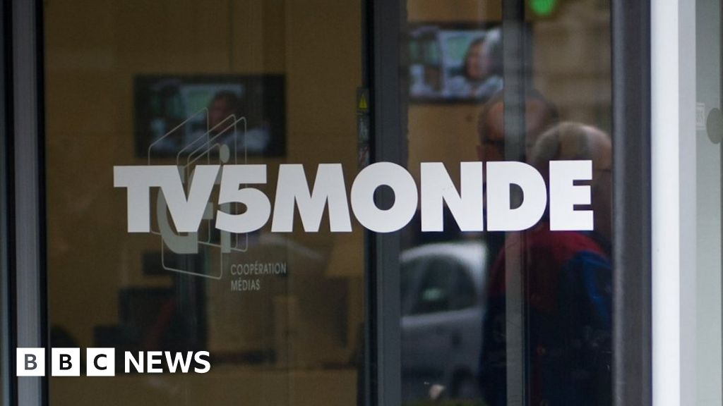 How France's TV5 was almost destroyed by 'Russian hackers
