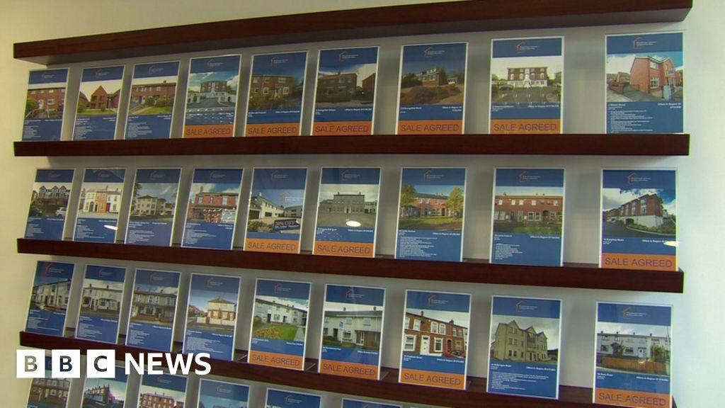 NI house prices rose by 4% in 2017