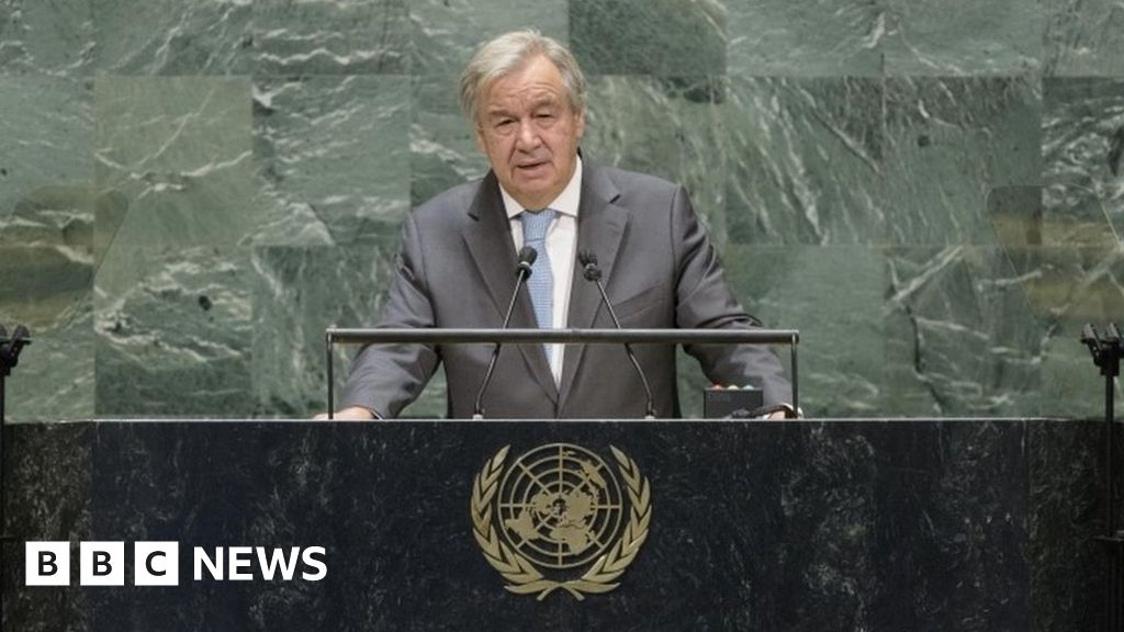 UN General Assembly: World must prevent new Cold War, Guterres warns thumbnail