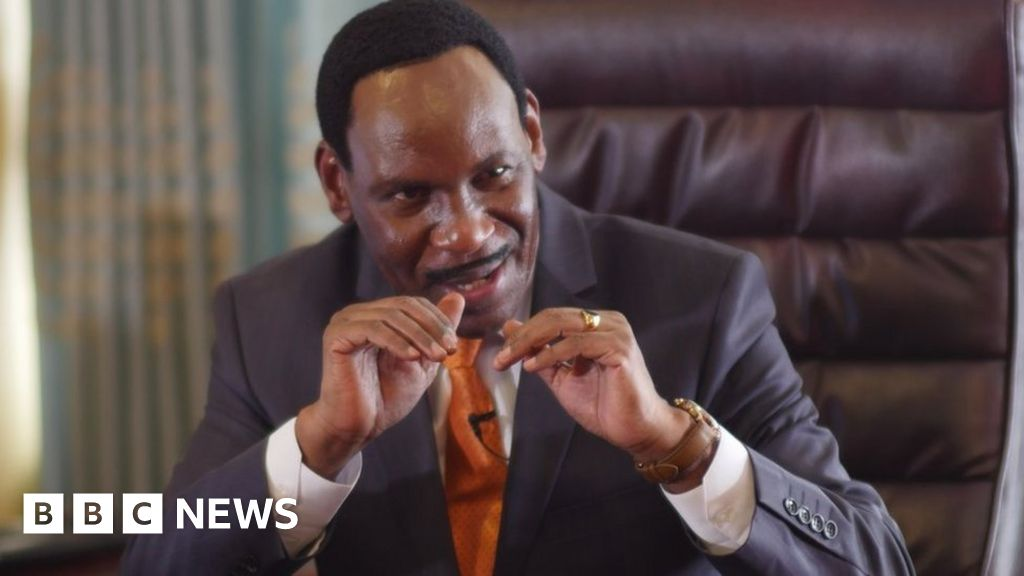 Ezekiel Mutua: The man who polices Kenyan pop music