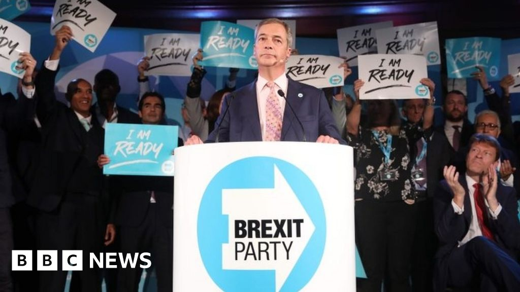 Nigel Farage warns Boris Johnson over  reheated Brexit deal