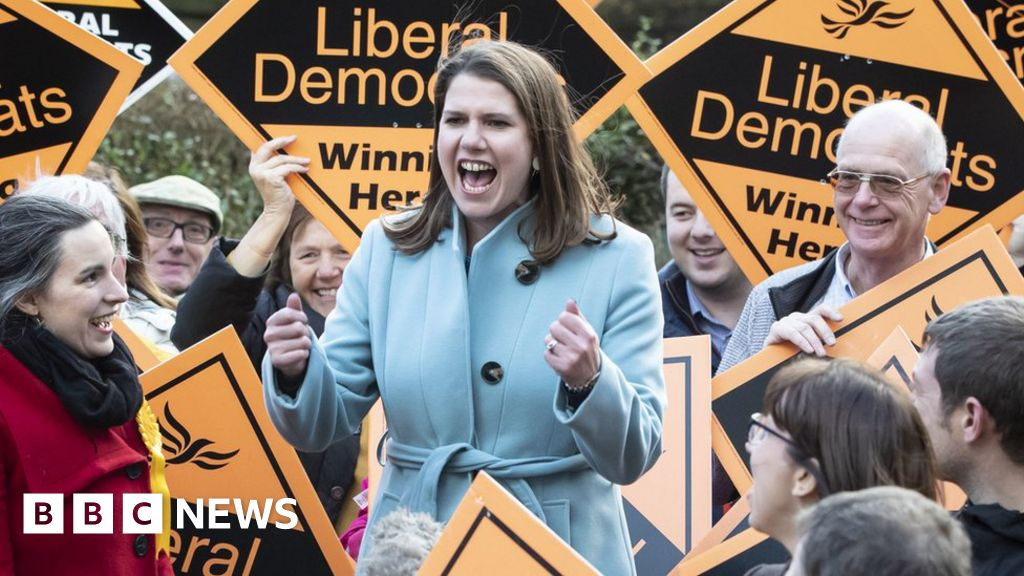 General election 2019: Lib Dems insist they can stop Brexit