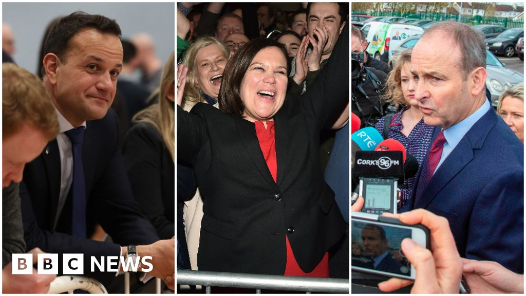 Irish general election: Will love be in the air for Ireland's political parties? thumbnail