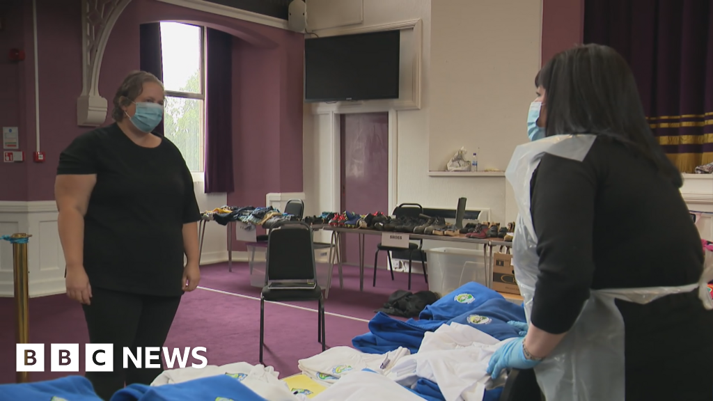 Coronavirus in Scotland: Charity's plea to increase school uniform grant