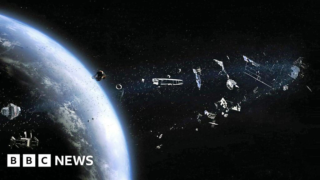 Tackling the Earth's orbiting space junk