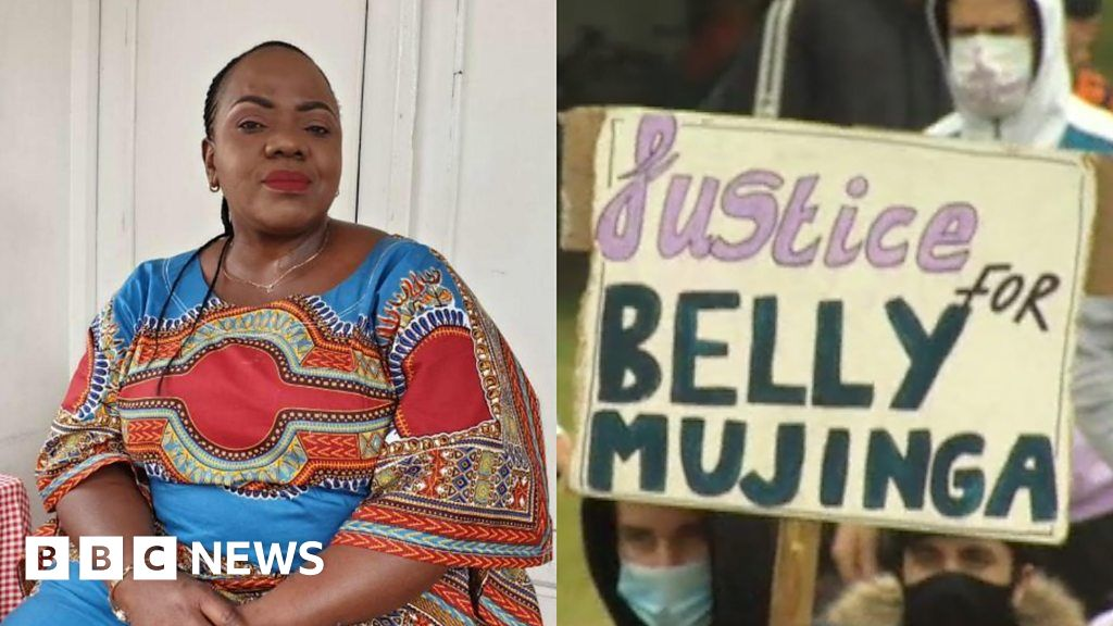 """Belly Mujinga: the protesters """"defended my wife is the cause,"""" says the man"""