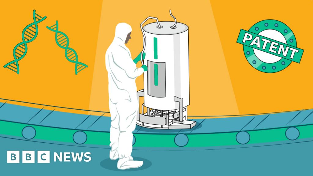 Covid vaccines: Why a giant plastic bag shortage is slowing the rollout - bbc