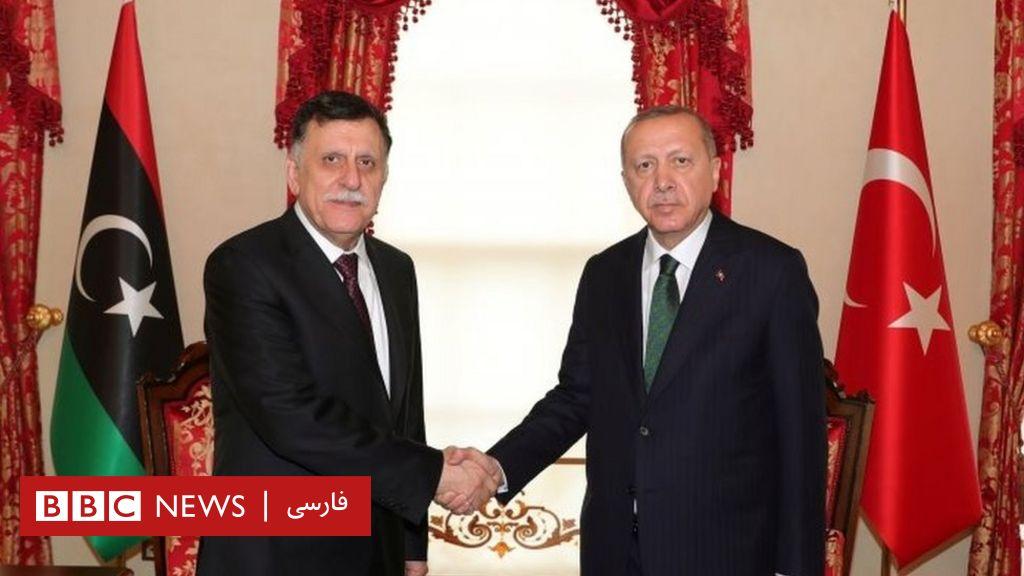 ترکیه ژنرال حفتر را به واکنش شدید تهدید کرد