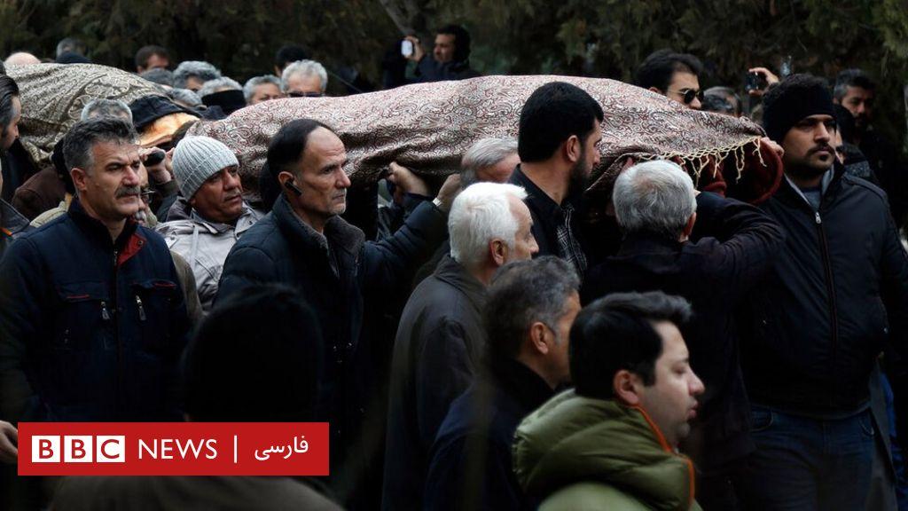 مراسم تشییع قربانیان هواپیمای اوکراینی در شهرهای مختلف ایران