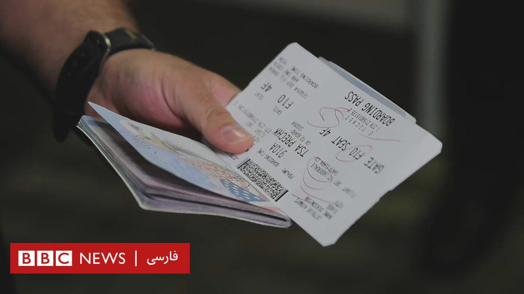 #شما؛ وضعیت گذرنامههای ایران و افغانستان بین ۱۹۹ کشور جهان