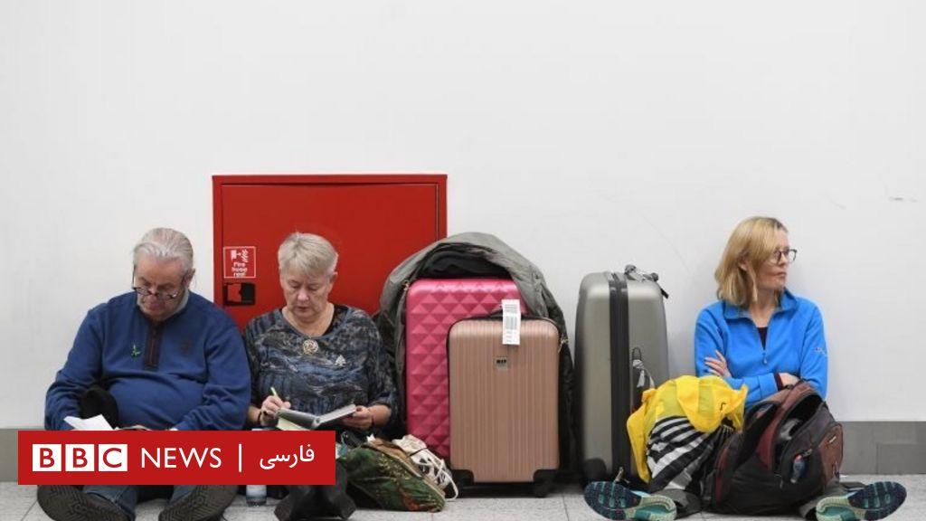 پرواز پهپادها در فرودگاه گتویک؛ پلیس بریتانیا دو نفر را بازداشت کرد