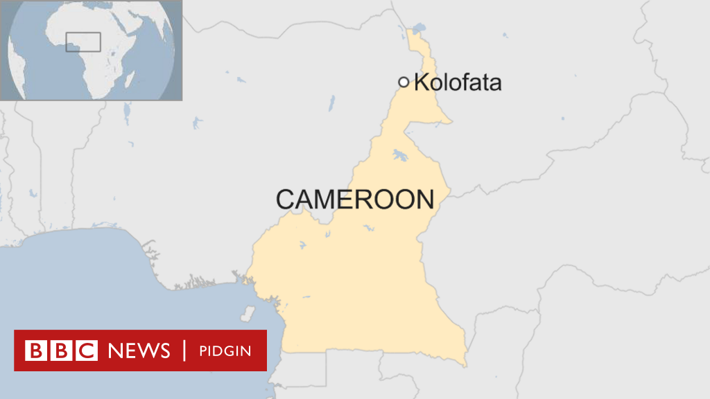 Cameroon two people don die for suicide attack for di northern cameroon two people don die for suicide attack for di northern region bbc news pidgin publicscrutiny