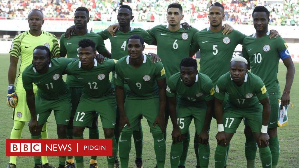 2345a3846 Nigeria v Poland: Super Eagles don open camp for Wroclaw - BBC News Pidgin
