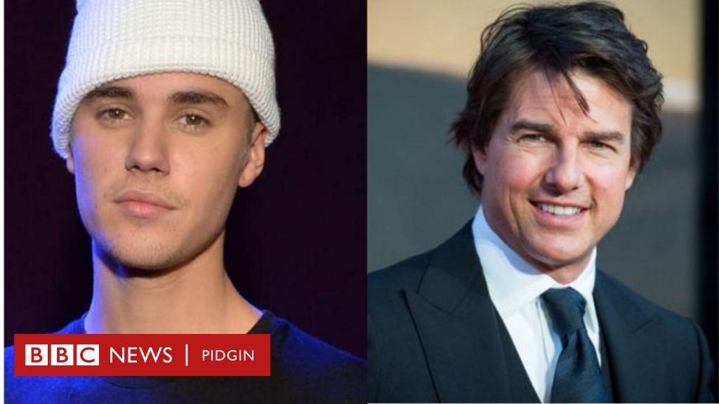 Justin Bieber wan fight Tom Cruise