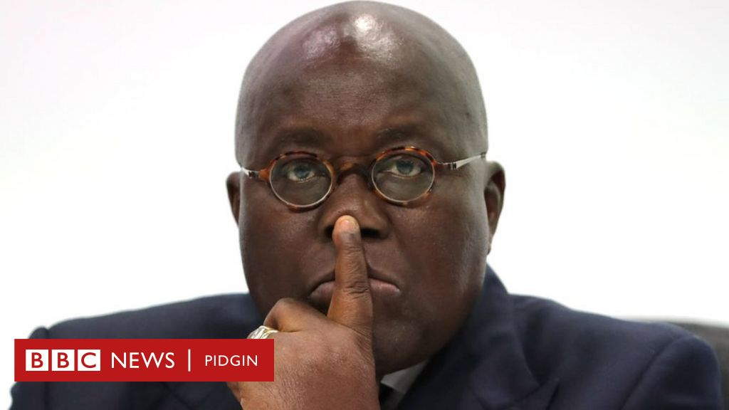 Why Ghana residents dey use #FixTheCountry to call out Prez Akufo-Addo government